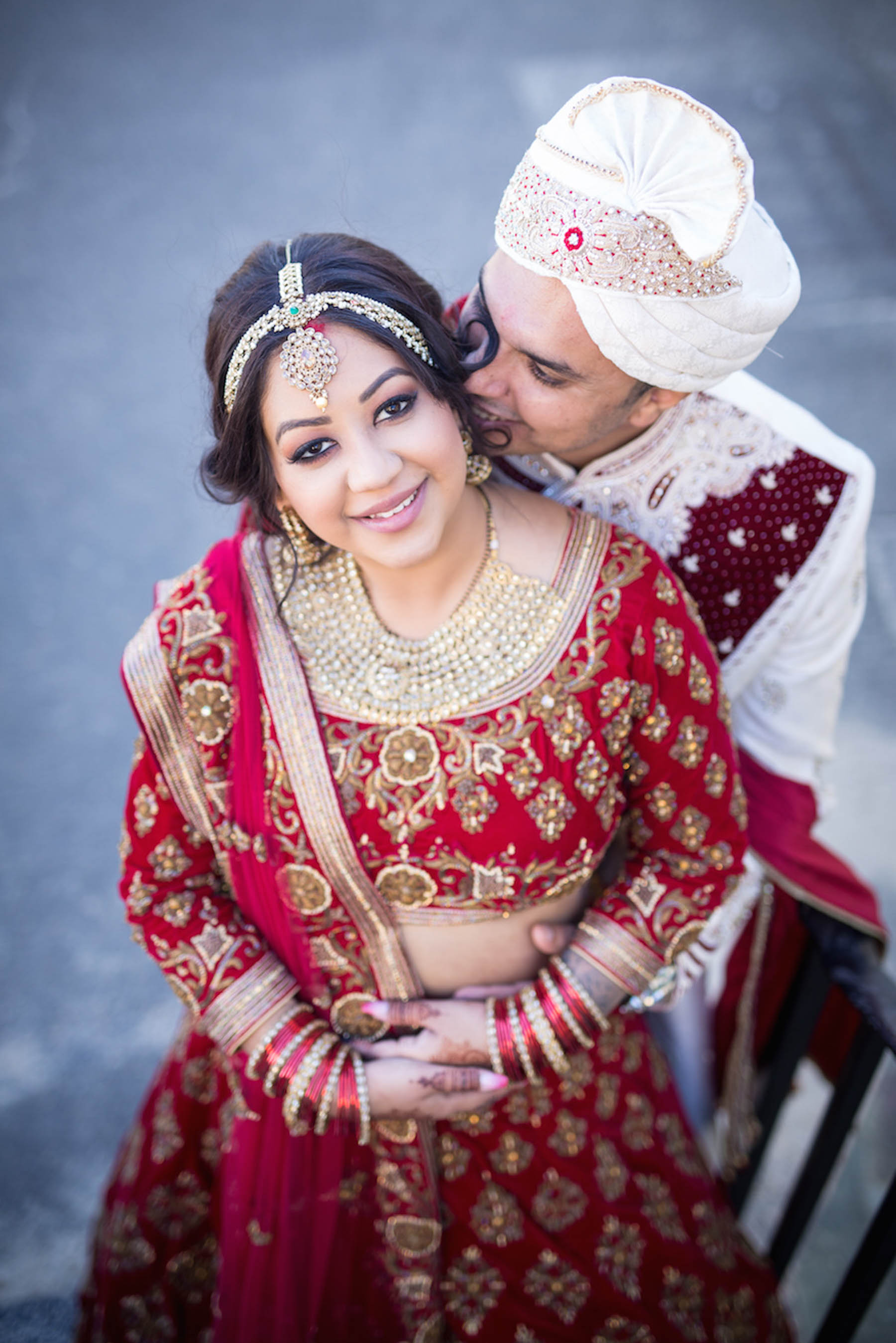Elegant Outdoor Indian Wedding With Harbour Views_Sheena and Jon