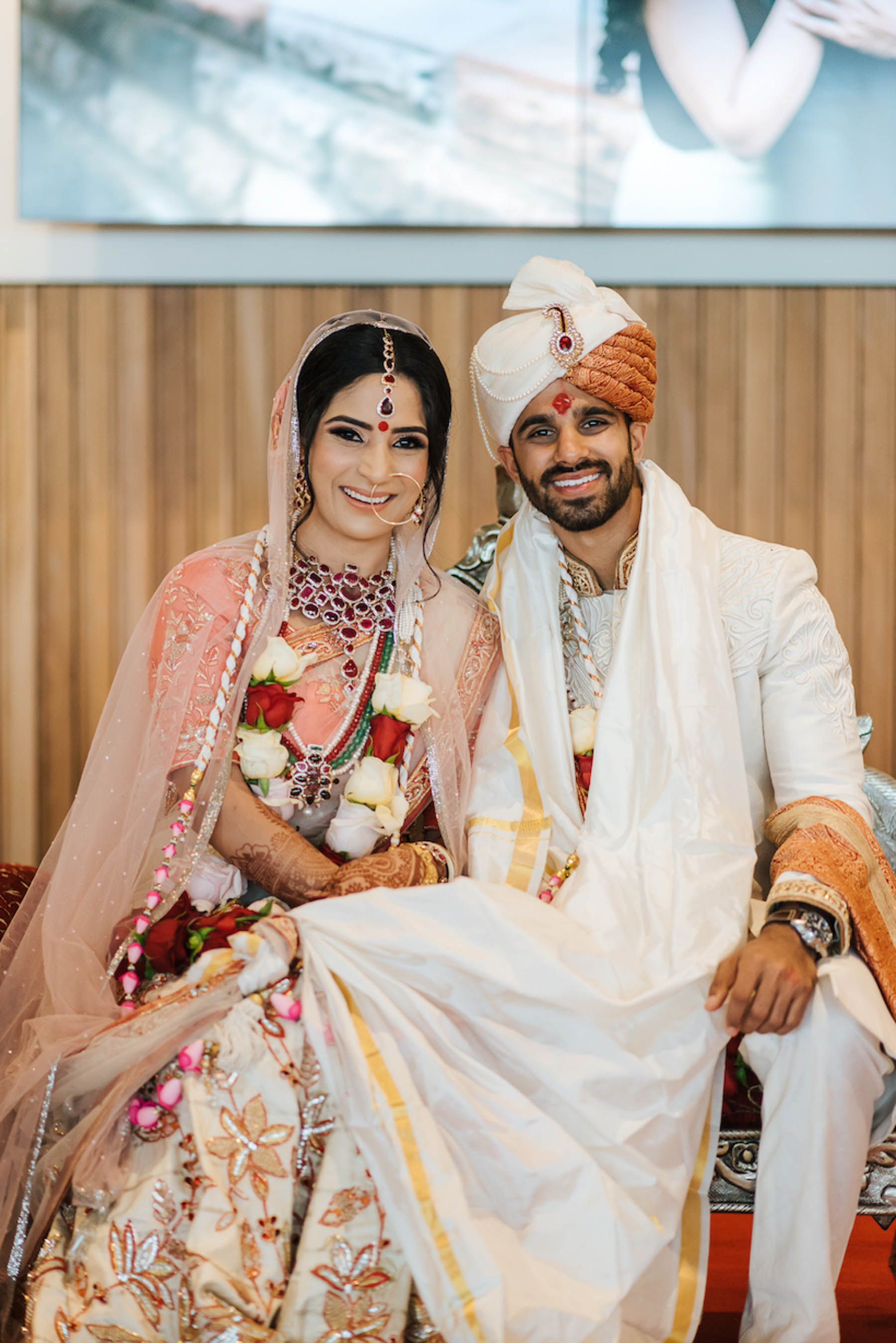 Stylish Gujarati Wedding in Melbourne Nomeeta and Cheten