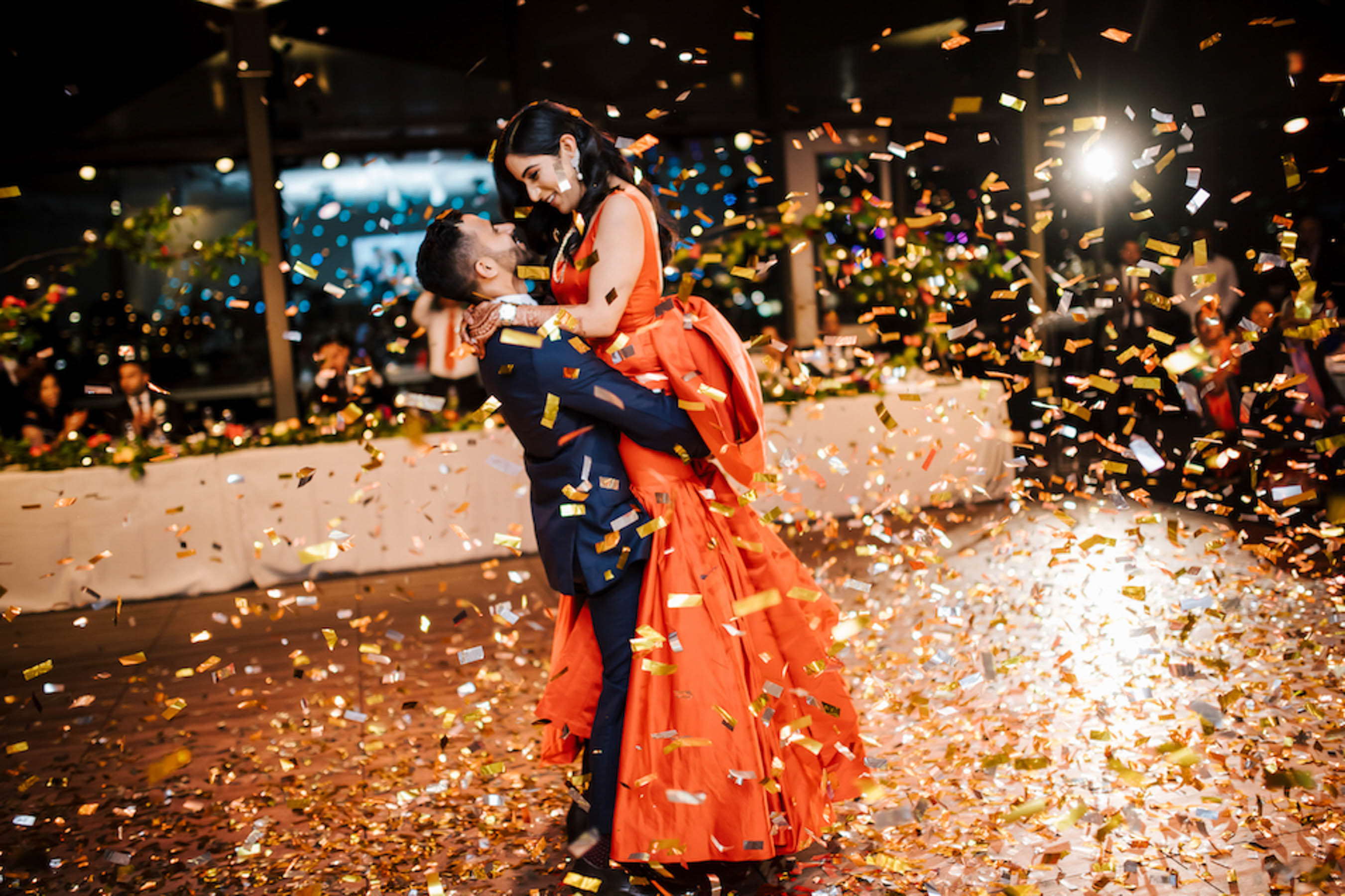 Stylish Gujarati Wedding at The Glasshouse Melbourne_Nomeeta and Cheten