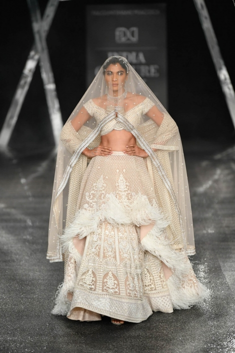 Hottest Indian bridal fashion trends for 2020_Falguni And Shane Peacock