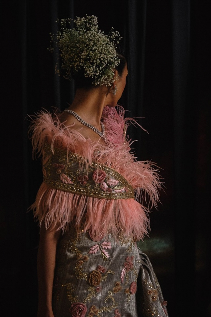 Suneet Verma for India Couture Week 2019.