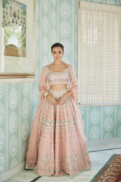 Anita Dongre Paperless Post Indian Wedding Invitations
