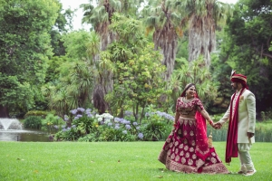 A Traditional Melbourne Wedding with A Bollywood Touch: Kanika + Roneel