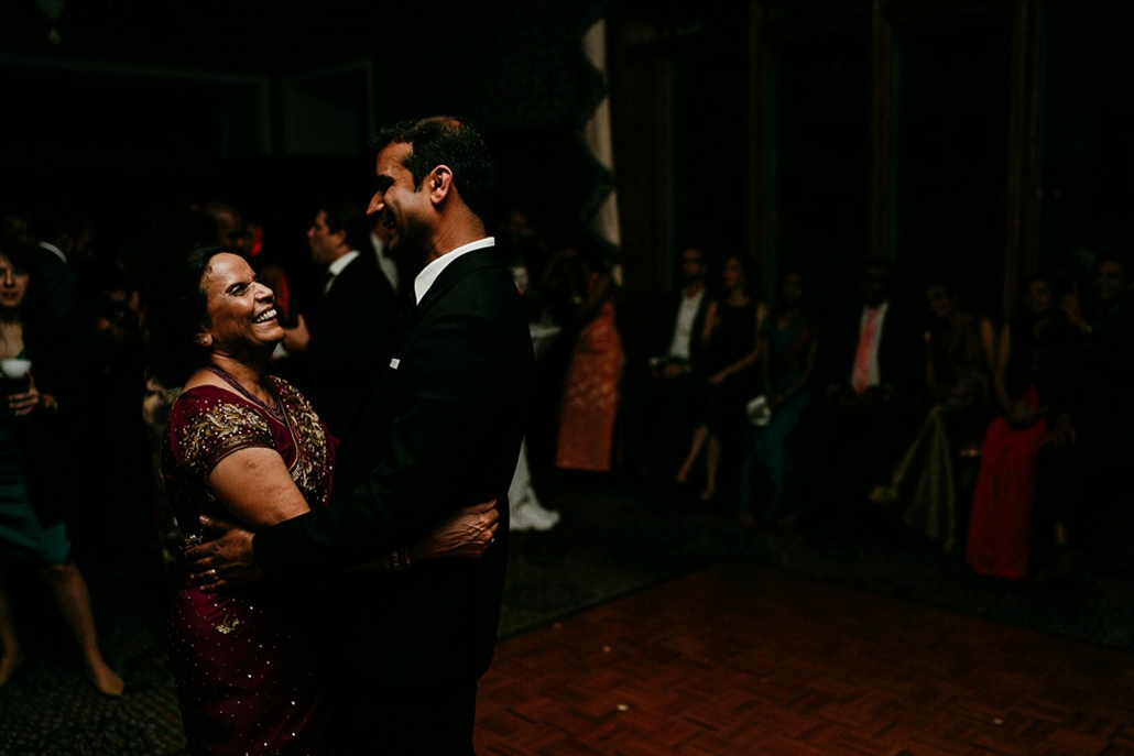 Lindsay and Miten's Indian fusion wedding at Ashford Castle in County Mayo, Ireland.