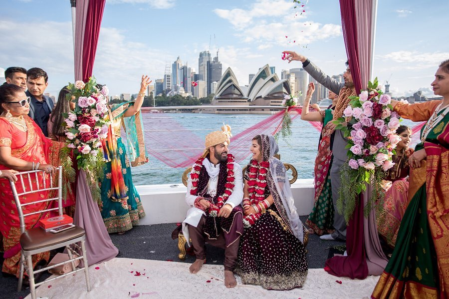 Sai Garlands Sydney Indian and Sri Lankan Wedding Garlands