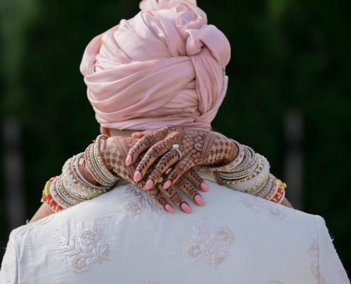 Getting married is a big deal for Indian brides, but it's so important to not sweat the small stuff.