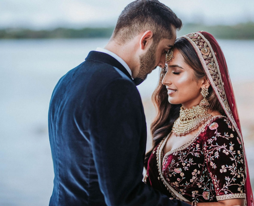 An Indian Pakistani Cross-Cultural Wedding In Sydney - Shaheen and Qaseem