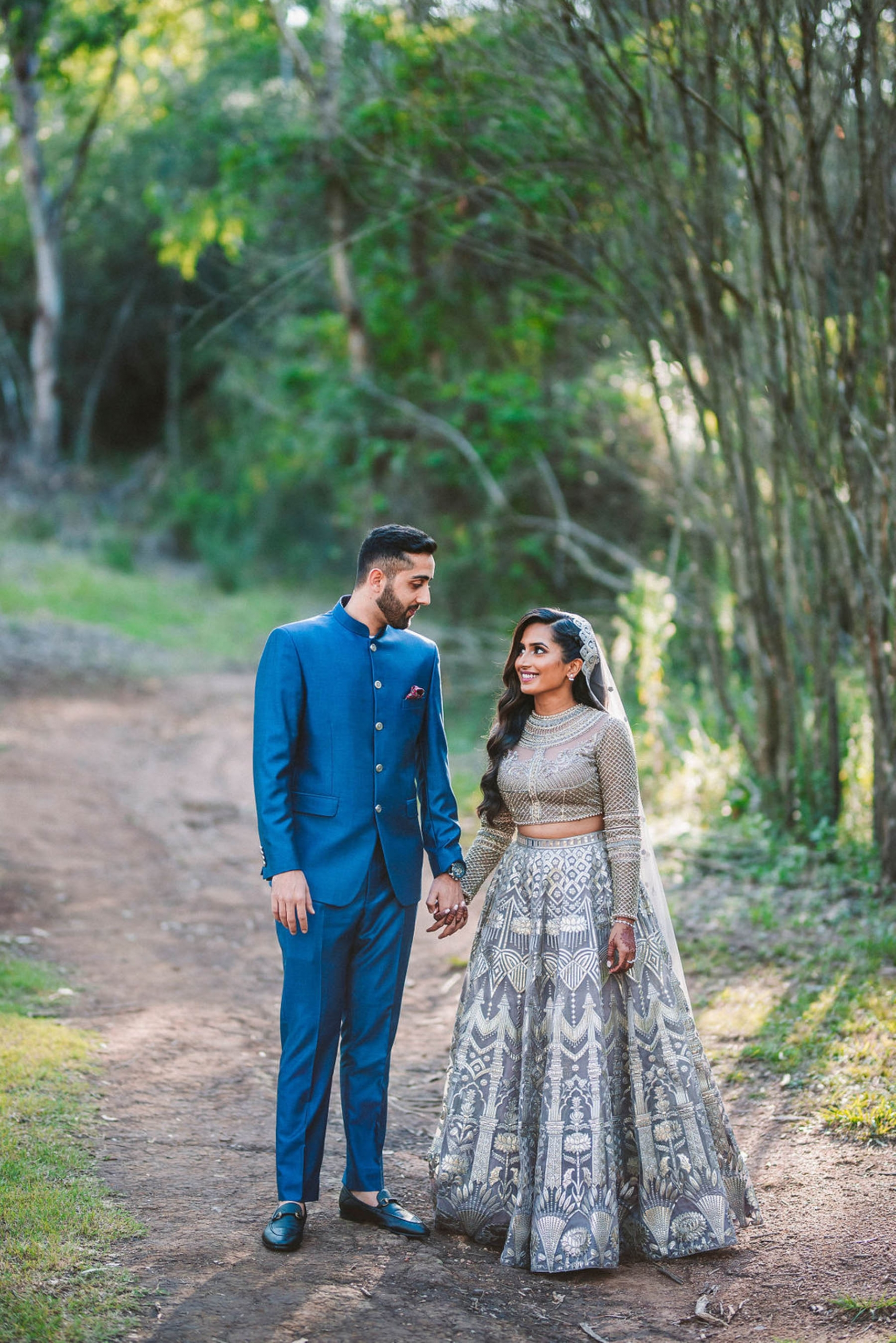 Shaheen and Qaseem's Indian Pakistani cross-cultural wedding in Sydney.