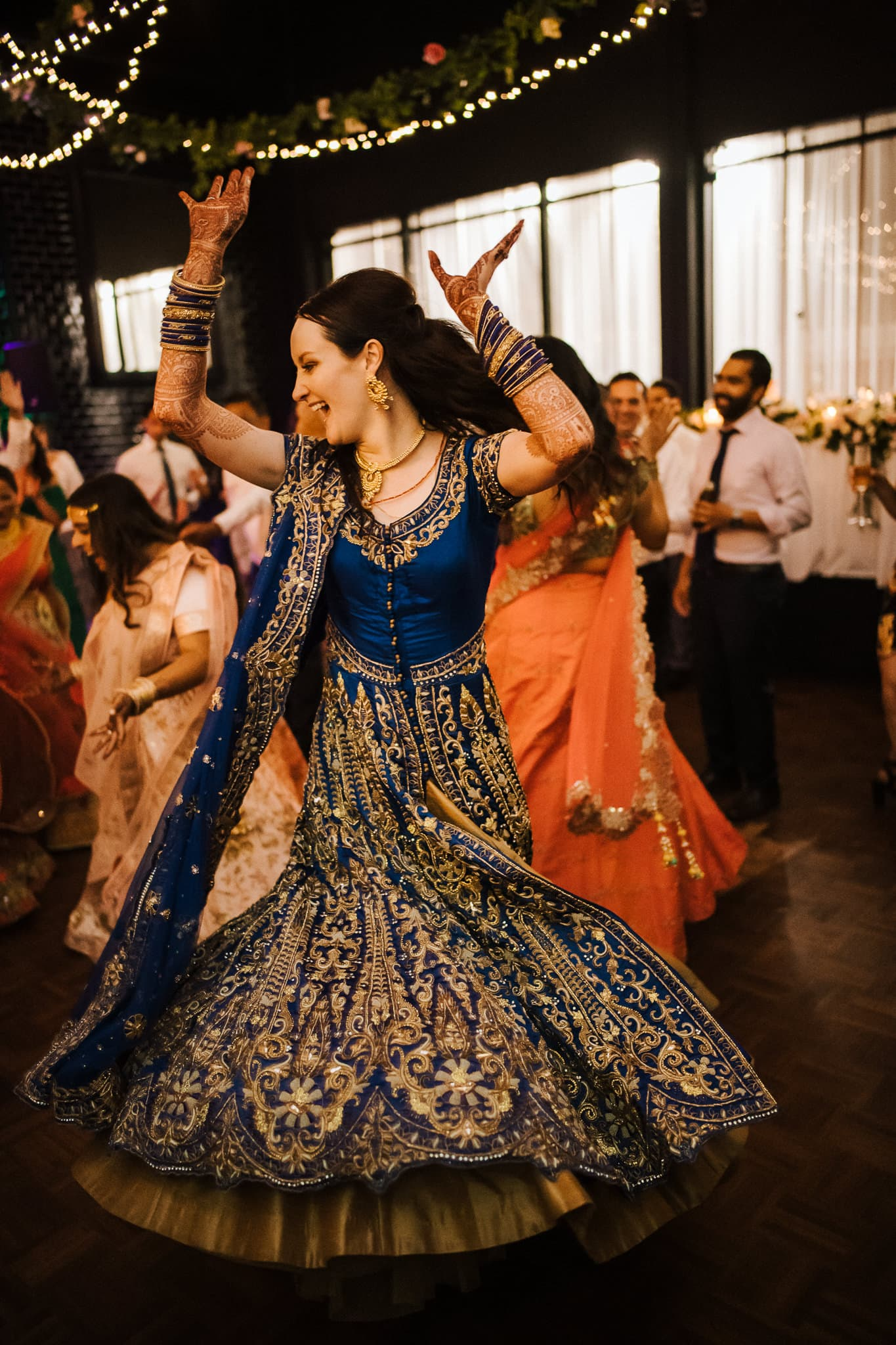A Colourful Multicultural wedding in Melbourne.