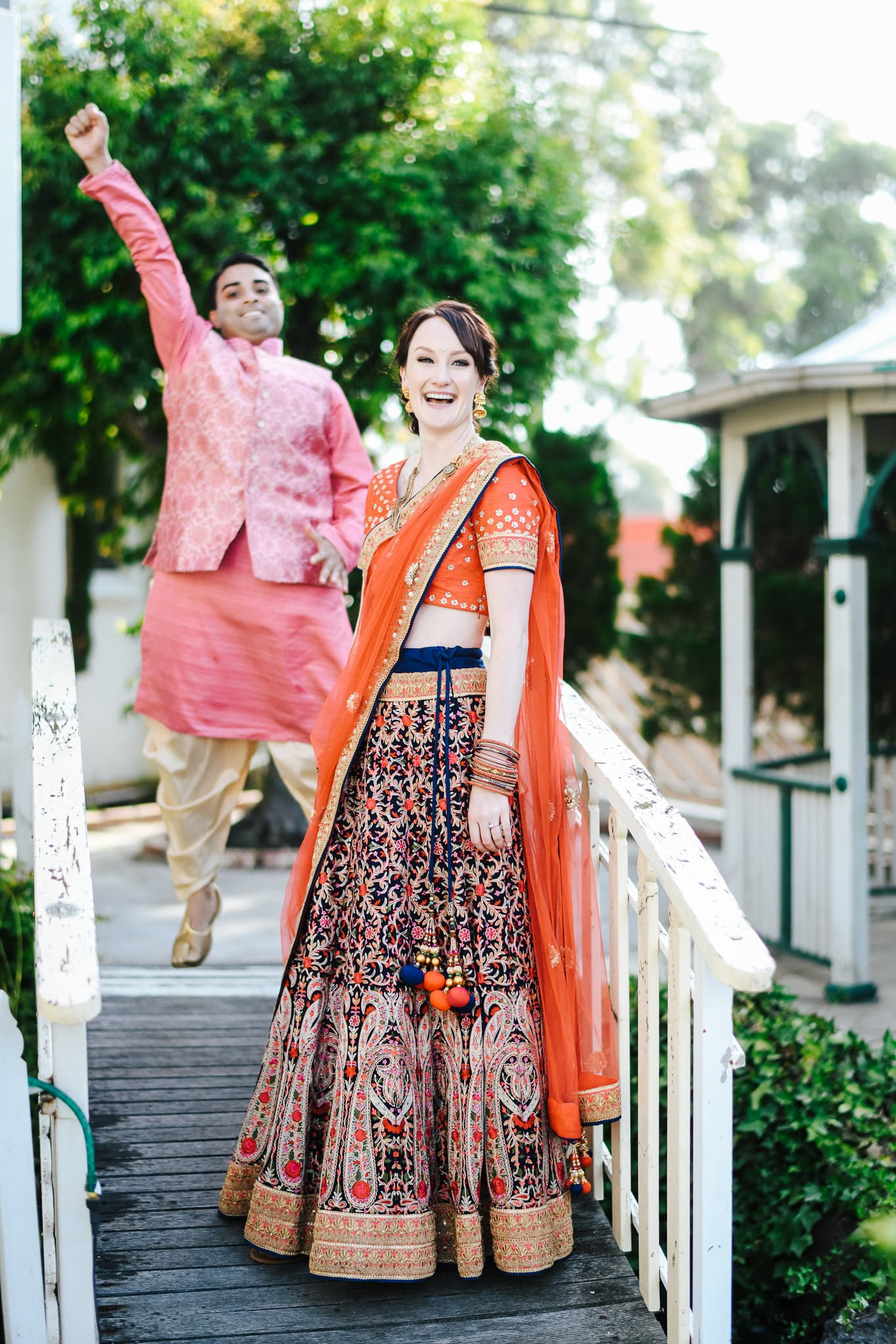 A Colourful Multicultural wedding in Melbourne