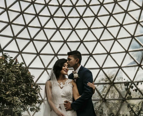 Shay and Uppi's modern and romantic fusion Indian wedding in Brisbane, Australia. Wedding Photography captured by Sal Singh Photography.