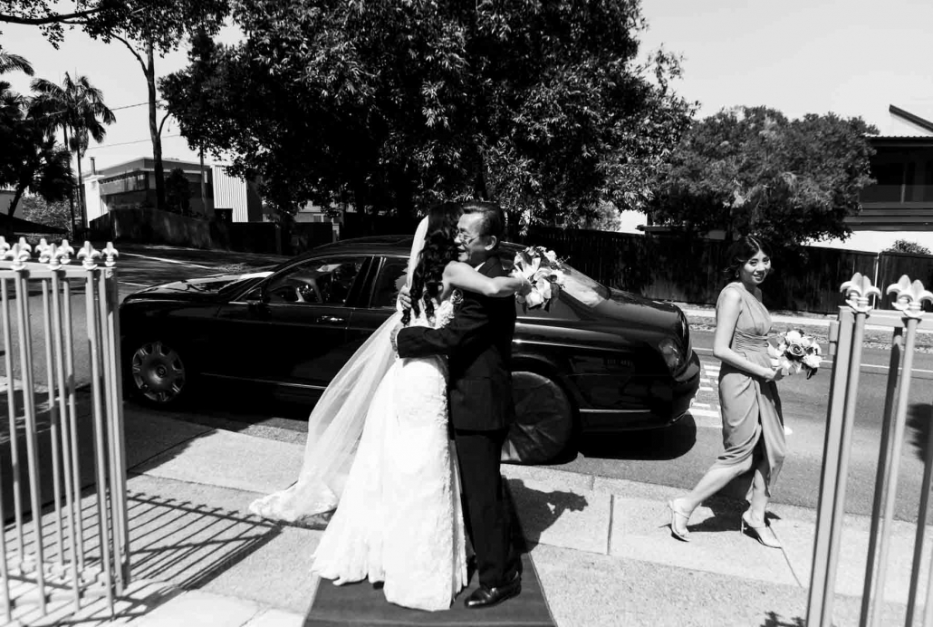 Shay and Uppi's civil wedding was held at the beautiful Boulevard Gardens reception venue.