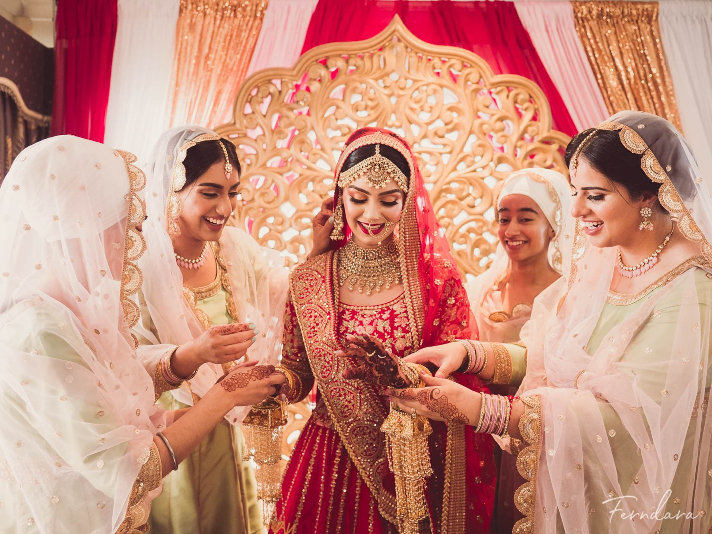 Melbourne bridal henna and makeup artist Faadhilah Buksh of Fadziies Mehndi And Beauty is spreading joy to Indian brides. The Maharani Diaries talks to the talented artist about her incredible work.