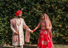 Love In The Time of a Covid Lockdown_Harleen and Aakash's Intimate Indian Wedding at Home