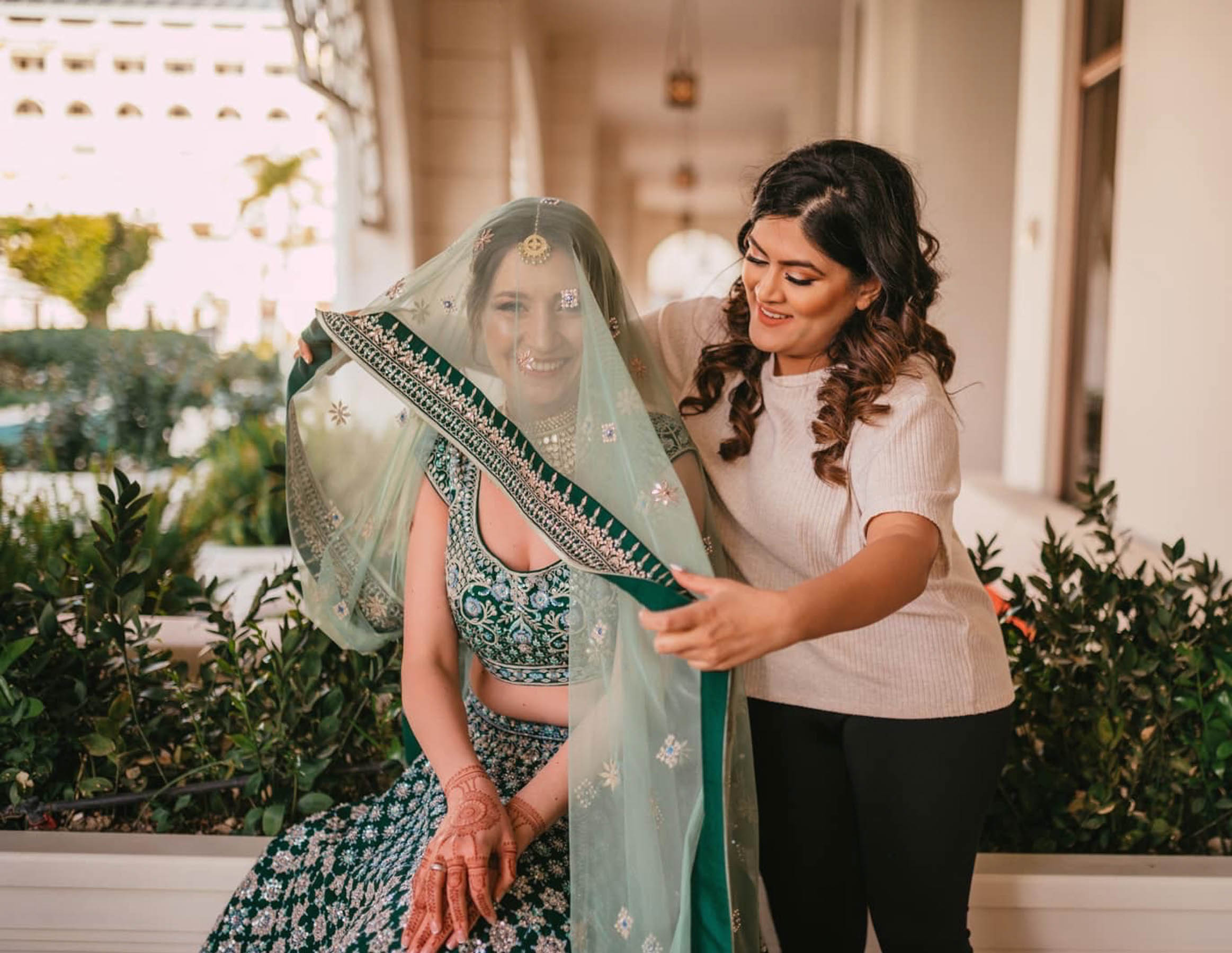 Summer Indian Bridal Fashion for the Minimalist Bride with Meha Bhargava of Styl Inc.